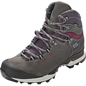 Hanwag Tatra Light GTX Shoes Women asphalt/dark garnet